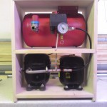 Eigenbau Silentkompressor