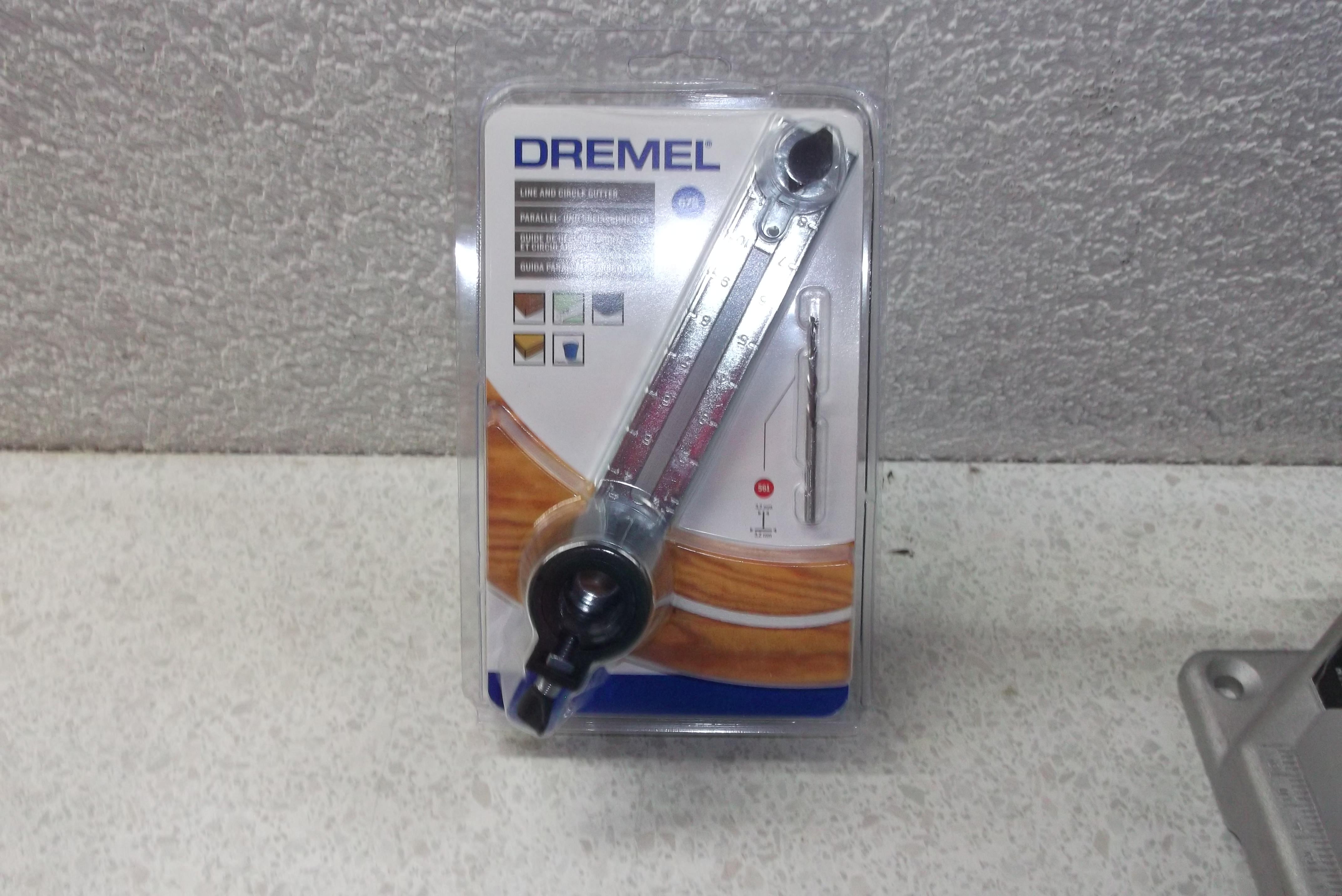 Produkttest – Dremel Parallel- und Kreisschneider