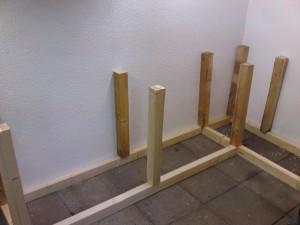 Werkbank bauen