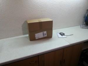 Dremel DSM20 Verpackung