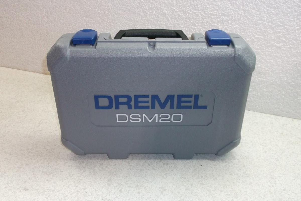 Produkttest Dremel DSM20 – 2.Aufgabe