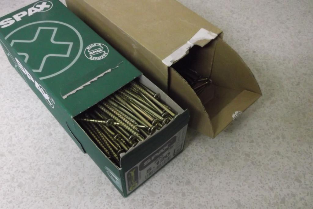 Spax Großpackung