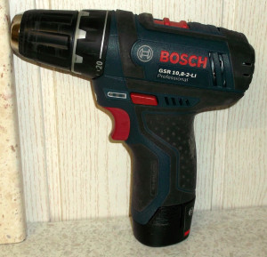 Akkuschrauber Bosch GSR 10,8 li