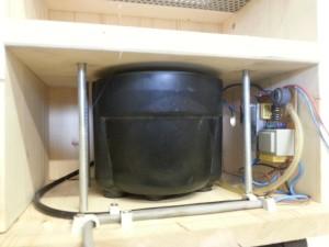 Werkstattsauger Elektrik