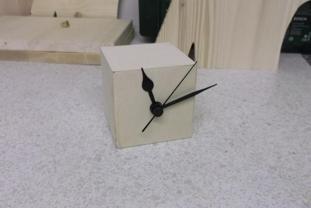 Uhr selber bauen