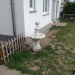 Projekt Gartenzaun