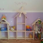 Kinderzimmer Regal