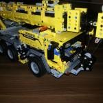 Lego-Schwerlastkran