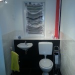 Neubau Gäste-WC