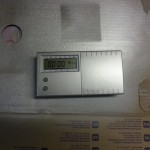 Thermostat lackieren