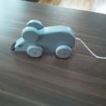 kleine Maus mit Tochter gebaut