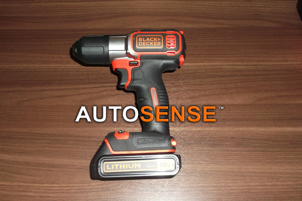 Black+Decker Aotosense