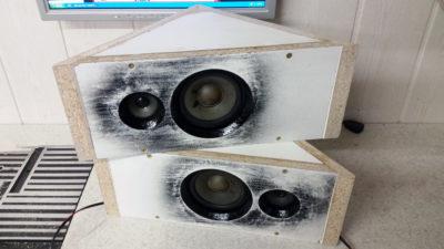 Dreieckige Lautsprecher selber bauen