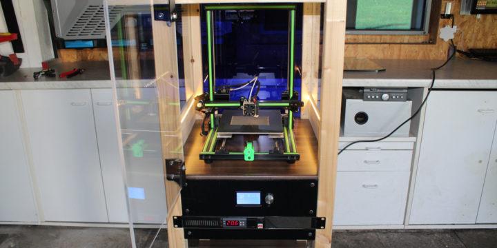 3D-Drucker Gehäuse selber bauen