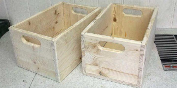 Holzkisten selber bauen – PDF zum Download