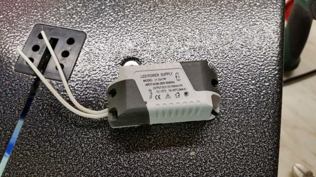 Netzteil für LEDs